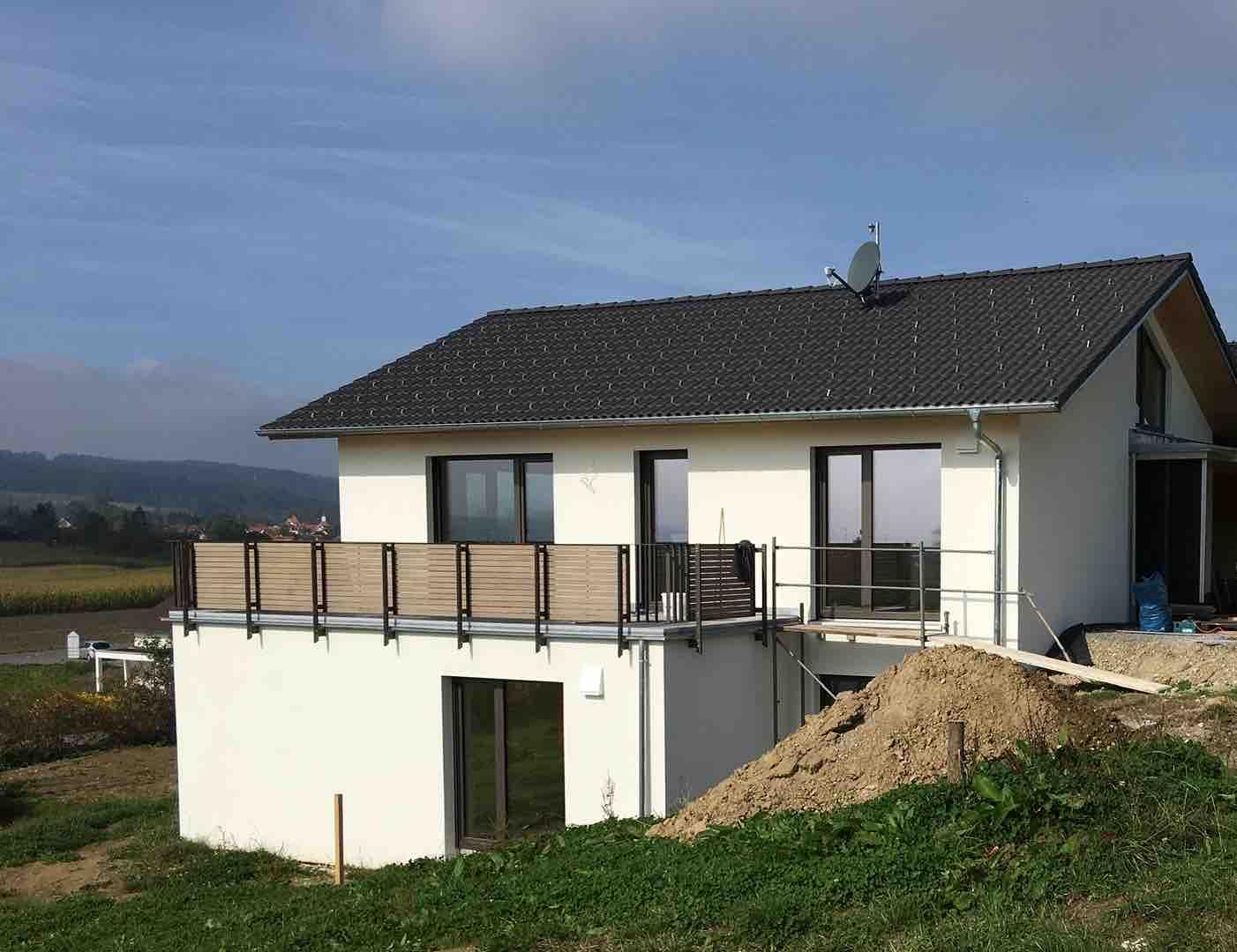 Strobel Komplettbau _Einfamilienhaus schlüsselfertig