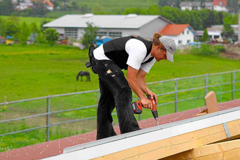 Holzbau Strobel - Dach und Altbausanierung