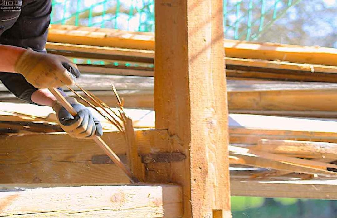 Zimmerei Strobel - barrierefreie und energetische Sanierung