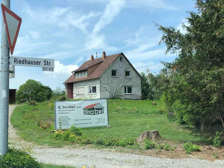 Strobel Komplettbau _Projekt KHauS _Wohnanlage Riedhauser Straße