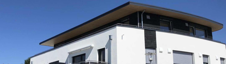 Strobel Komplettbau Wilhelmsdorf - Wohnungsbau