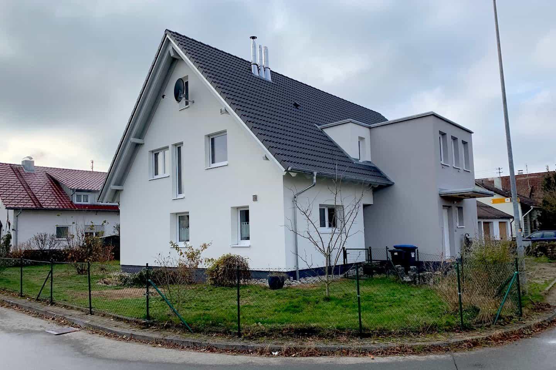 R. Strobel Zimmerei und Holzbau _Projekt Dachaufstockung